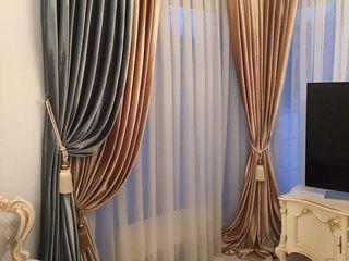 Пошив штор, накидок, постельного белья