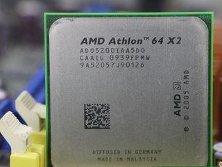 CPUs, AMD Athlon 64 X2 5200 2.7 GHz, 65 W