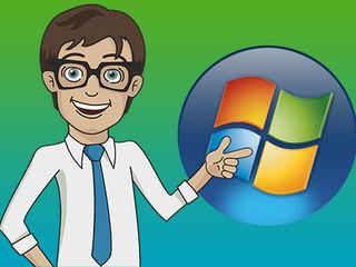 Установка Windows / Instalare Windows XP, 7,8,10. Выезд бесплатно! Гарантия! рабочее время 8.00-23