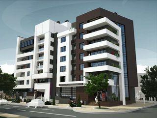 Complexul Locativ ''Novomar'' De Tip D+P+6E, din orasul Hincesti strada 31 August 38