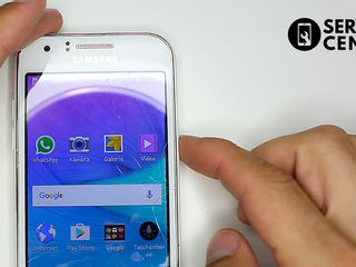 Samsung Galaxy (SM-J105H/DS ) J1 mini   Ecranul sparta – vino la noi indata