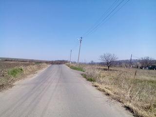 Отличный участок 6 сот под строительства  дома в 2 км от Кишинева