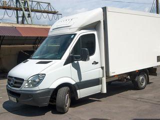Mercedes 313 CDI Frigider