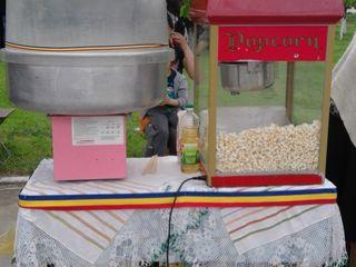 Vata dulce si Pop-Corn la sarbatori