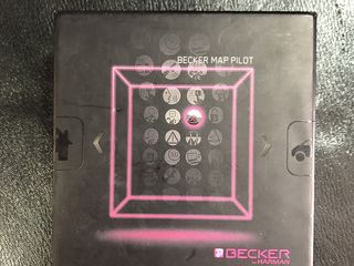 GPS Becker by Harman  (Maps Pilot)