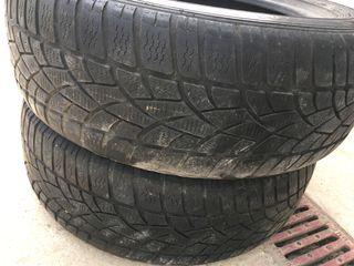 2 anvelope Dunlop R16 205-55