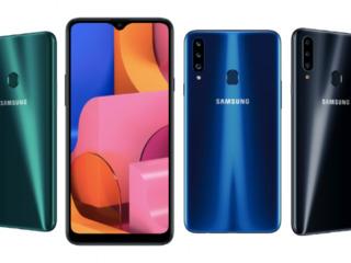 Samsung Galaxy A20s - лучшая цена!