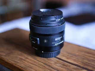 Sigma 30mm F1.4 Art for canon EF-S