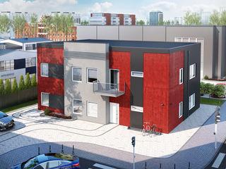 Проектирование индивидуальных жилых домов, многоэтажных жилых домов и коммерческих изданий.