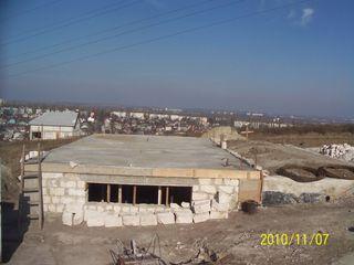 Durlesti, construcție nefinisata