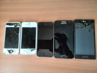 iphone-5s,4s,4,samsung-a300,Lg-L9