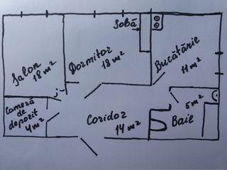 Apartament la Falesti