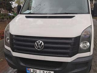 Volkswagen Krafter 2016 Euro 6