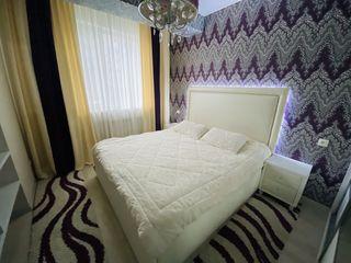 Prima Linie! Bloc nou Sec. Posta Veche! 2 camere + living! Reparație la cheie! Design individual!!!