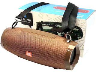 Boxă audio portabilă TG-504, cafeniu/Livrare in toata Moldova/350 lei
