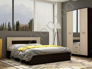 Dormitor Astrid-mebel City 1 Preț avantajos! Posibil și în credit!