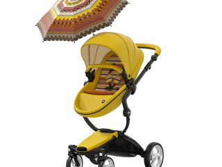 Mima Xari Limited Edition Yellow Package - Baby Child  Kids Pushchair