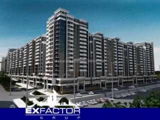Exfactor Grup - Ciocana 1 cameră 48 m2, et. 3 la cele mai bune condiții direct de la dezvoltator!