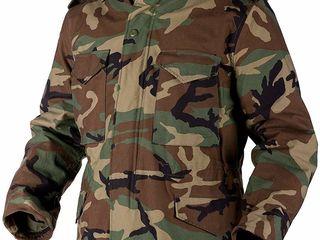 Камуфляжная куртка US Woodland (оригинал)