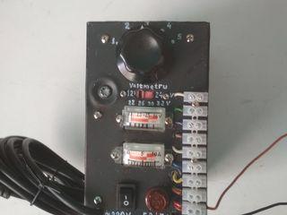 Transformator 220/1,2V-30V 5-10A 120W