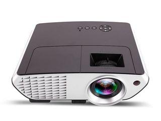 ASIO RD-803 LED Projector+скидка на экран