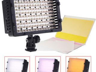 Светодиодный накамерный осветитель 160 LED