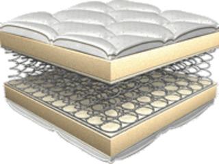 Somn de vis cu cele mai confortabile saltele ortopedice de lux.