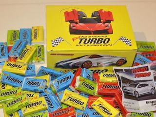Turbo, Love is...