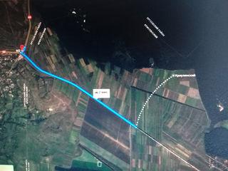 vind pamint agricol 45 ari Peresecina nu departe casa padurarlui.2 minute pina la trasa centrala M2.