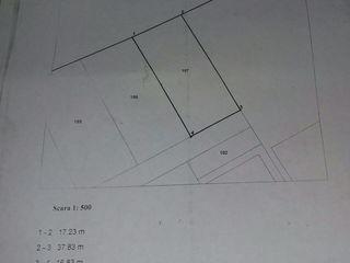 Продам участок под строительство 6 соток
