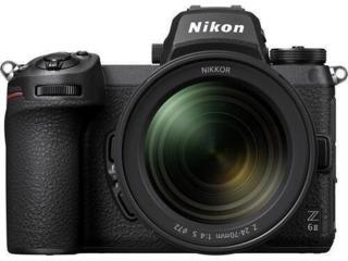 Aparat foto mirrorless Nikon Z 6II + 24-70 f4 Kit