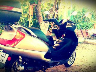 Blata moped