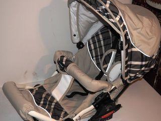 Продам коляска детская  3 в 1 Emmaljunga