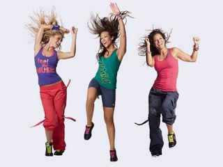 Zumba Fitness. Зумба-фитнес.Ботаника.