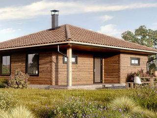Новый экологичный дом