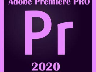 Instalarea Adobe Premiere Pro 2019-2020 Cu cheie de activare La domiciliu si oficiu