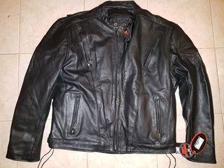 Кожаная куртка.Мотоциклетная.Байкерская.