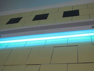 Кварцевая лампа ( бактерицидная лампа ) Becuri bactericide (sterilizatoare)