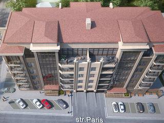 Кирпичный новый элитный дом, лифт, Буюкань, ул. Парис, 4 этаж - 79м2