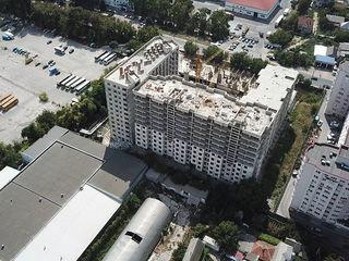 3 camere. Apartament în construcție - Casă finalizată cu 75%