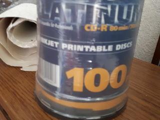 CD-R platinum discuri goale noi