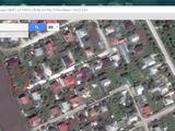 Cricova, 6 ari de teren pentru constructia casei
