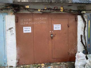 Garaj la Telecentru, aproape de str. Miorița. ГСК 221, garajul 75.