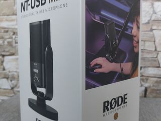 Rode nt-usb mini. exclusive.