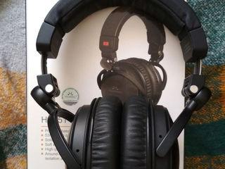 Аудиофильские наушники Soundmagic hp151