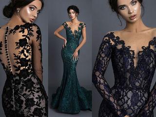 Великолепная вечерняя коллекция - Tarik Ediz - На заказ 1-7 недель. Платья для настоящих королев !