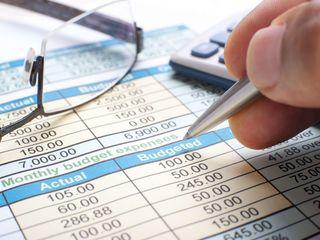 Întocmirea rapoartelor financiare