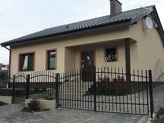 Новый дом в белом варианте!