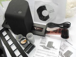 Сканер фотоплёнки и слайдов