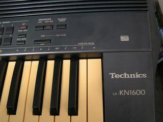 Синтезатор (MIDI GM) Technics sx-KN1600 в отличном состоянии